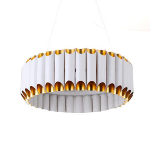 Подвесной светильник копия Galliano by Delightfull D80 (белый)