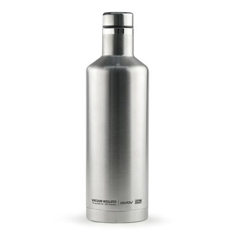 Термос-бутылка Asobu Times square (0,45 литра), стальная