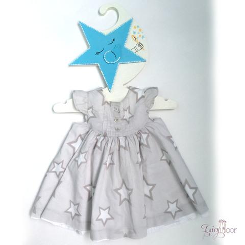 Детская Вешалка плечики Звезда 30 см