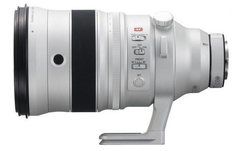 Fujifilm XF 200mm f/2R LM OIS WR + XF 1.4X TC F2 WR Teleconverter