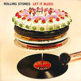 The Rolling Stones / Let It Bleed (LP)