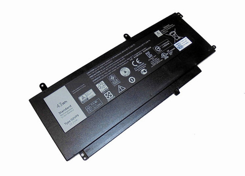 Аккумулятор для Dell 15-7547 (11.1V 3480MAH) PN 0PXR51, 0YGR2V, D2VF9, PXR51