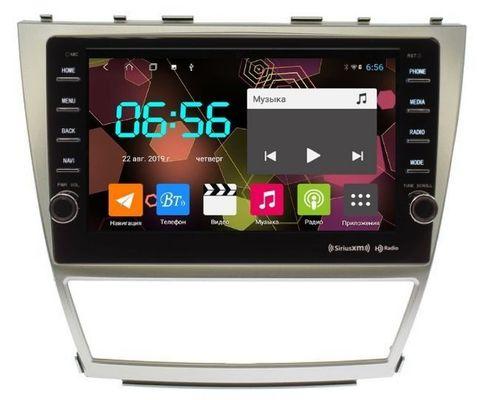 Магнитола Toyota Camry V40 2006 - 2012 Android 8.1 4/64 IPS DSP  модель СB3018T9KP