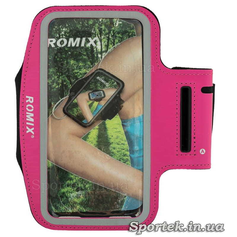 Чехол ROMIX для смартфона на руку