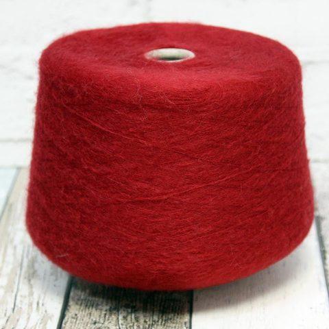 Мохер 1000 темно-красный