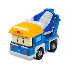 Robocar Poli Металлическая машинка Майки, 6 см (83256)