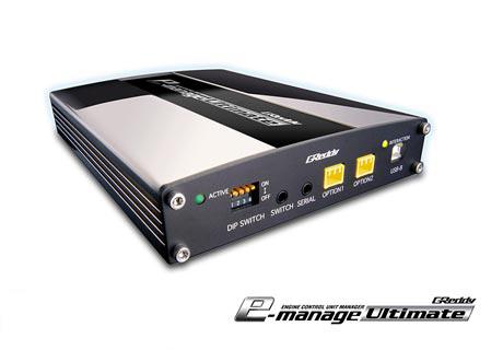 ЭБУ Greddy E-manage Ultimate