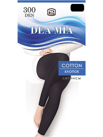 Легинсы Cotton 300 Dea Mia