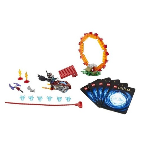 LEGO Chima: Кольцо Огня 70100 — Ring of Fire — Лего Чима