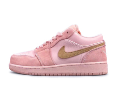 Air Jordan 1 Retro Low 'Coral/Gold'