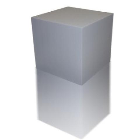 Басловушка Куб ECHOTON FIREPROOF 20x20x20cm   из материала  меламин  BASOTECT серый
