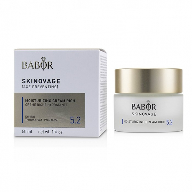 Крем Babor Skinovage Moisturizing Cream Rich 5.2 50ml
