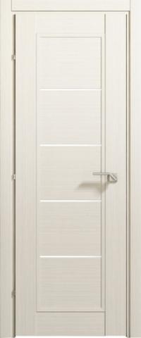 Дверь ДО 3352 (беленый дуб, остекленная CPL), фабрика Краснодеревщик