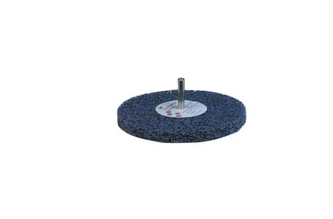3М Зачистной круг пурпур. со шпинделем  05809