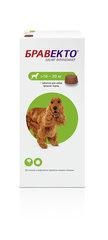 Бравекто от клещей и блох для собак от 10 до 20 кг (500 мг)