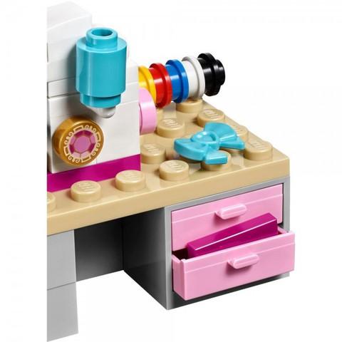 LEGO Friends: Творческая мастерская Эммы 41115 — Emma's Creative Workshop — Лего Друзья Продружки Френдз