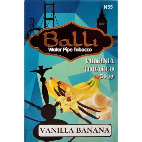 Табак Balli VANILLA BANANA (Балли Ваниль Банан)