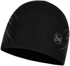 Двухслойная полиэстровая шапка Buff R-Solid Black