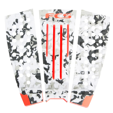 FCS Julian Wilson Grom Grey Camo/Blood Orange