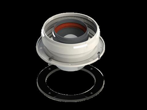 Адаптер вертикальный диам.60/100L (Fr) RTF13.012 - RoyalThermo