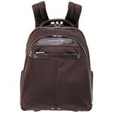 Рюкзак Piquadro Link коричневый кожа и ткань (CA1813LK/TM)
