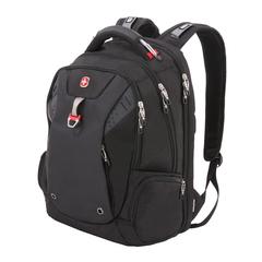 Рюкзак Swissgear 15'', черный, 32х24х46, 34 л