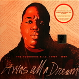 The Notorious B.I.G / It Was All A Dream - The Notorious B.I.G. 1994-1999 (Limited Edition Box Set)(Clear Vinyl)(9LP)