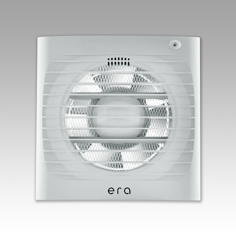 Накладной вентилятор Эра ERA 4 HT D100 Таймер+Влажность