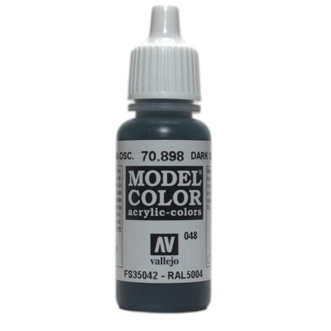 Model Color Dark Sea Blue 17 ml.