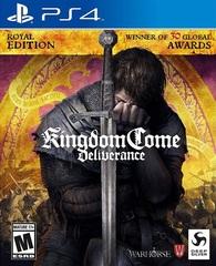 PS4 Kingdom Come Deliverance - Royal Edition (русские субтитры)