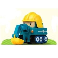 Robocar Poli Металлическая машинка Пок, 6 см (83177)