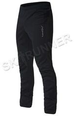 Лыжные разминочные брюки NordSki Motion Black