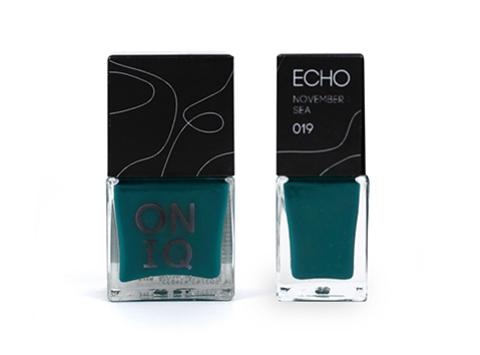 ONP-019 Лак для стемпинга. Echo: November Sea