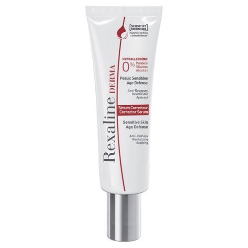 Сыворотка для чувствительной кожи Rexaline Derma Serum 30мл