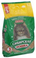 Наполнитель для кошачьего туалета, Сибирская Кошка Лесной