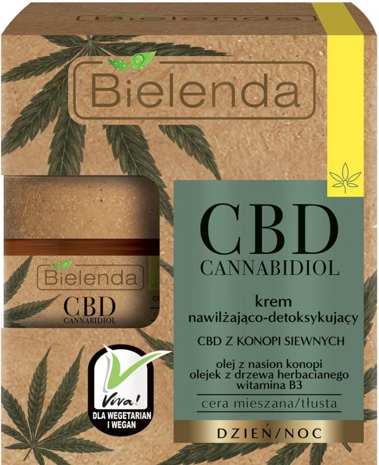 CBD Cannabidiol Увлажняющий и детоксифицирующий крем с CBD из семян конопли для смеш, жирной.