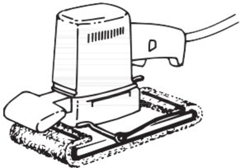 Рулон нетк. материала 115 мм×10 м