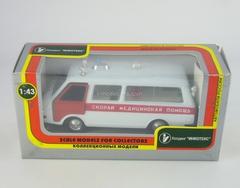RAF-22031 Ambulance 1:43 Agat Mossar Tantal
