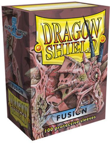 Протекторы Dragon Shield Fusion (100 шт.)