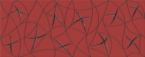 Декор Vela Carmin «Stella» 505х201 (кв.м.)