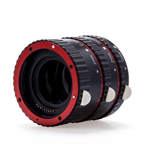 Макрокольца Canon EOS (RED) с автофокусом