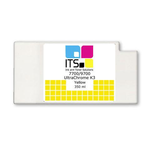 Картридж для Epson 7700/9700 C13T596400 Yellow 350 мл
