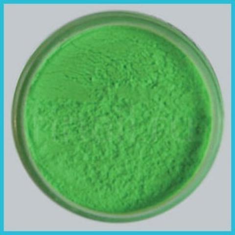 Цветная акриловая пудра Неоновая зеленая