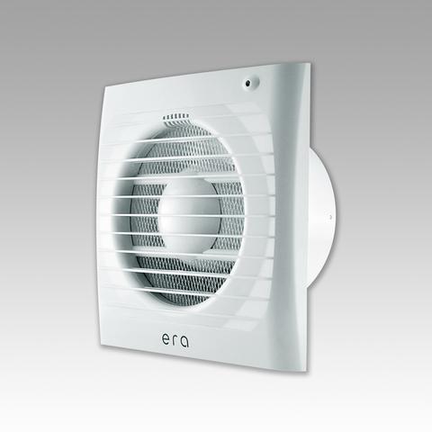 Накладной вентилятор Эра ERA 4 ETF D100 световой фототаймер