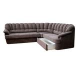 Угловой диван Калифорния 3с2 с ящиком