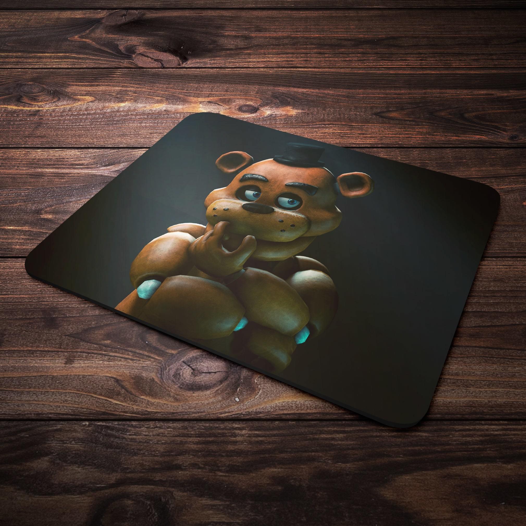 Коврик для мыши с Фредди (2 вариант) - купить в интернет-магазине kinoshop24.ru