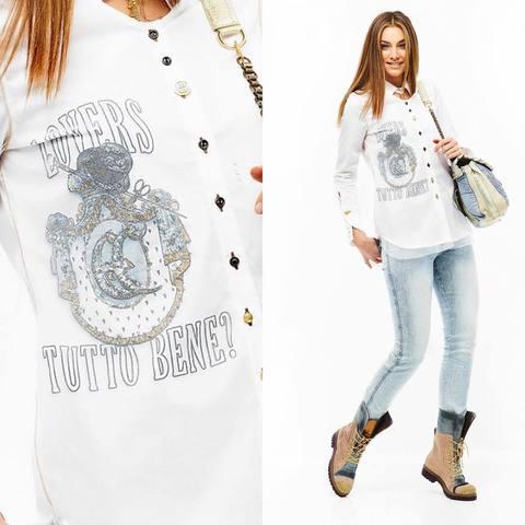 Блуза Elisa Cavaletti EJW181025304