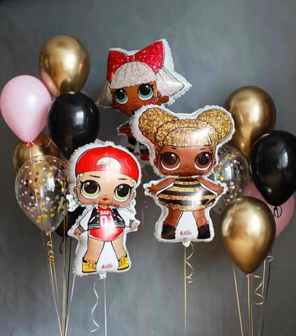 Набор Вечеринка кукол ЛОЛ