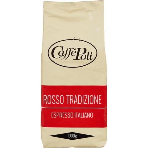 Кофе в зернах Caffe Poli Rossa 1 кг