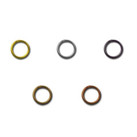 Соеденительное кольцо 3 мм., (выбрать цвет)